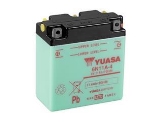 Batterie YUASA 6N11A-4 conventionnelle - 326N11A4