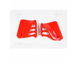 Ouïes de radiateur UFO rouge Honda CR125R/250R - 78132734