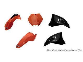 KIT PLASTIQUES UFO BLANC POUR KTM SX '11 - 78542510