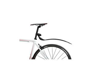 REAR MUDGUARD  ZEFAL SWAN BLACK 28""
