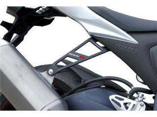Patte de fixation de silencieux R&G RACING noir Suzuki GSX-R1000 - 446468