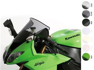 Windschutzscheibe MRA SPORT schwarz für ZX10R '08-09, ZX6R '09