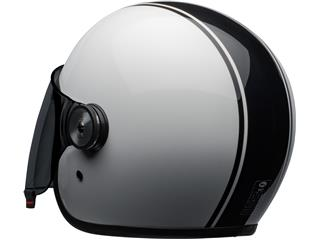 Casque BELL Riot Rapid Gloss White/Black taille XL - 36017592-451e-46b5-8913-61a2bec059f8