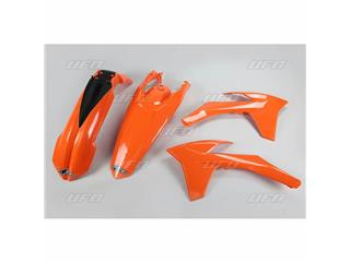 Kit plastique UFO couleur origine orange KTM - 785432