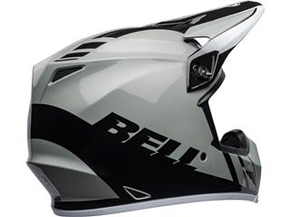 Casque BELL MX-9 Mips Dash Gray/Black/White taille M - 36193ed6-65ce-4e48-895e-6956e4d50f2f