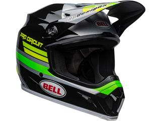 Casque BELL MX-9 Mips Pro Circuit 2020 Black/Green taille M - 36260d19-8a77-4c03-a23e-6600e9248ed7