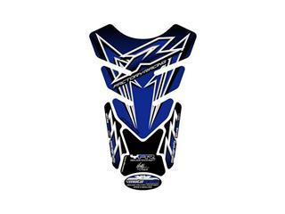 Protection de réservoir MOTOGRAFIX 4pcs bleu Yamaha