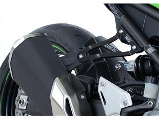 R&G RACING Exhaust Hanger Black Kawasaki Z900