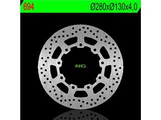 NG 694 Brake Disc Round Fix