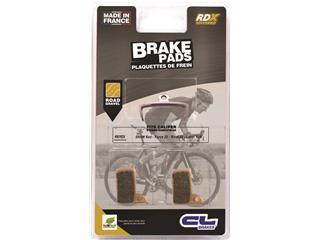 Pastilhas de travão bici CL Brakes sinterizadas estrada - 1104111