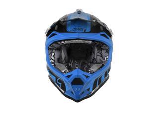 JUST1 J32 Pro Helmet Swat Camo Fluo Blue Gloss Size L - 36a4c492-16d6-45ec-b58c-51c3a2575767