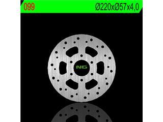 Disque de frein NG 099 rond fixe - 350099