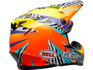 Casque BELL Moto-9 Mips Tagger Breakout Orange/Yellow taille M - 36e139b7-c14e-4719-919c-438771897484