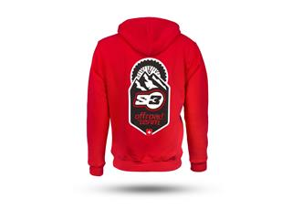 Sweatshirt S3 Off-Road rouge taille S - 36e764be-f427-44bb-8f7e-1a489fc5177f