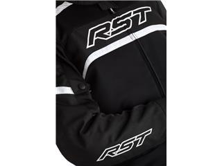 Blouson RST Pilot Air CE textile noir/blanc taille M homme