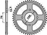 Kettenrad Stahl 46 Zähne PBR GSX400X IMPULSE