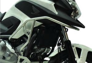 Bihr crash bars Honda NC700X/NC750X