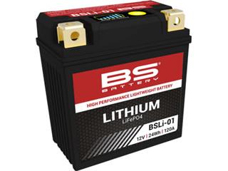Bateria de lítio BS BATTERY BSLI-01 LFP01