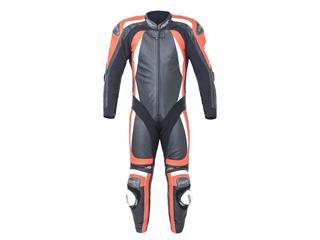Combinaison RST Pro Series CPX-C II cuir noir/rouge fluo taille S homme - 118402440