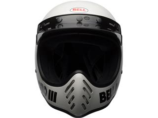 Casque BELL Moto-3 Classic White taille M - 37f0013d-d12b-409d-8fe1-44200048ab13