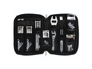 TOOL KIT LEZYNE  PORT-A-SHOP BLACK