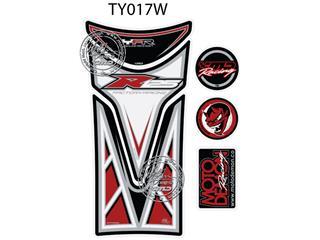 Protection de réservoir MOTOGRAFIX 6pcs Yamaha YZF-R125
