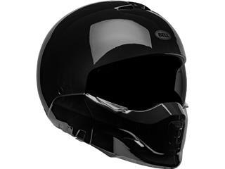 BELL Broozer Helmet Gloss Black Size XXL - 382138a6-8ee1-4e86-afef-e96594979122