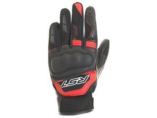 RST Urban Air II CE Handschuhe Leder/Textil Rot Größe  S/08