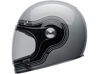 Casque BELL Bullitt DLX Flow Gloss Gray/Black taille M - 38411746-ea33-4e12-bae6-9a2dd3b2af17