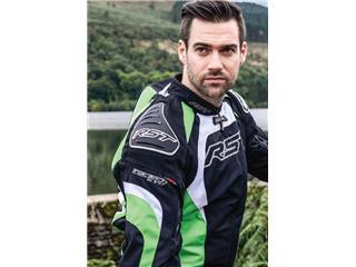 RST Tractech Evo II Jacket Textile Flo Green Size M - 38452986-d252-47dd-b923-7c95ce6dc659