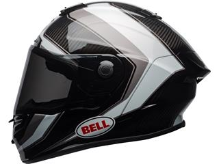 Casque BELL Race Star Gloss White/Titanium/Carbon Sector taille XS - 38a73890-dc53-4ebb-b921-6bfcbe1f659b