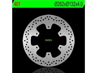 Disque de frein NG 401 rond fixe - 350401