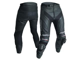 Pantalon RST Tractech Evo 3 court CE cuir noir taille S homme - 38d78169-2d96-4297-b2f8-cf43d75b1428