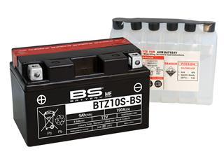BS BATTERY Batterien BTZ10S-BS wartungsfrei mit säurepack geliefert