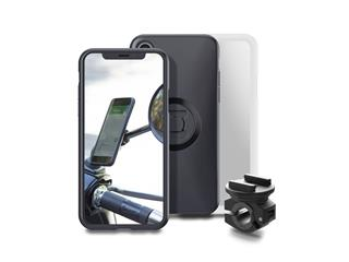 SP-CONNECT Moto Bundle fixed on Mirror iPhone X