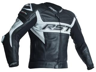 Veste RST Tractech Evo R CE cuir blanc taille 5XL homme