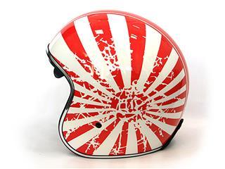 Casque ORIGINE Sprint Japanse Bobber blanc/rouge taille S - 3972713a-a469-47c2-9b66-0ba26c0a5e0a