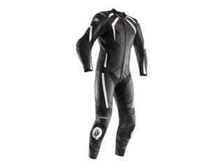 RST IOM TT Grandstand CE Leather Suit White Size S Men