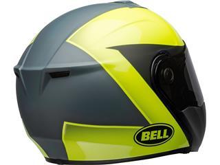 BELL SRT Modular Helmet Presence Matte/Gloss Grey/Neon Yellow Size XXL - 39d36ab6-820c-47cf-8d2b-23d1235e3f94