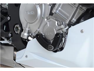 R&G RACING Right Engine Slider Black Yamaha YZF-R1