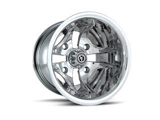 Jante sport MSA Offroad Wheels S5 Glamis argent 10x8 4x110 3+5