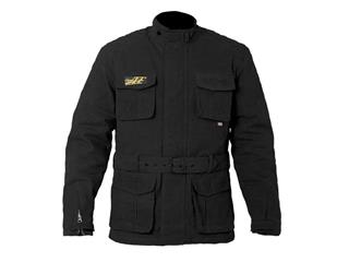 RST IOM TT Classic III 3/4 Jacket CE Waxed Cotton Black Size XS Women