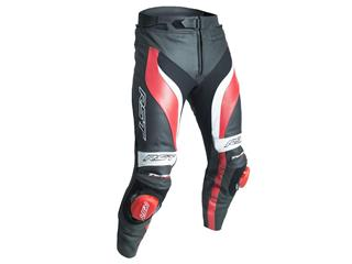 RST Tractech Evo 3 Pants CE Leather Red Size M