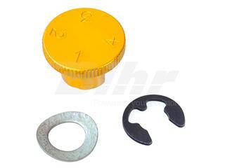 Regulador maneta 4 posiciones Pro-Bolt Aluminio oro LDA10G - 3a43cebf-217c-4c7a-860b-d62699524a49