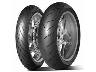 Neumático Dunlop S/T RADIAL Sportmax ROADSMART II 190/50ZR17 M/C 73W TL