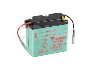 Batería Yuasa 6N4B-2A Dry charged (sin electrolito)