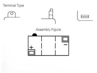 Batterie YUASA 6N11-2D conventionnelle - 3adba447-f7d7-4478-830f-5d9d4aad5eac
