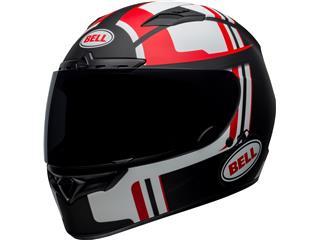 BELL Qualifier DLX Mips Helmet Torque Matte Black/Red Size XL - 800000150371