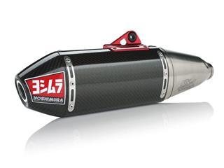 Komplettanlage Yoshimura USA RS4 Titan Carbon-Schalldämpfer - Carbon-Endkappe Kawasaki KX450F - 3b3c5bff-4cf6-480f-866d-c67cf3f74375