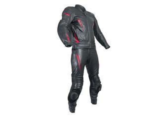 Pantalon RST GT CE cuir rouge taille S homme - 3b41924b-9366-4989-835e-544511e11857
